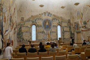 kaplnka Jána Pavla II.