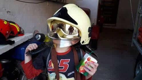 Odborka hasič
