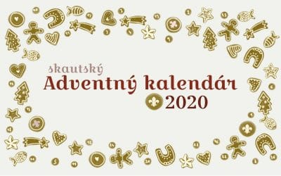 Skautský adventný kalendár
