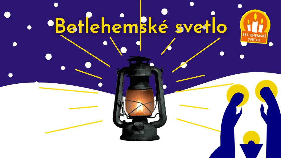 Betlehemské svetlo 2020